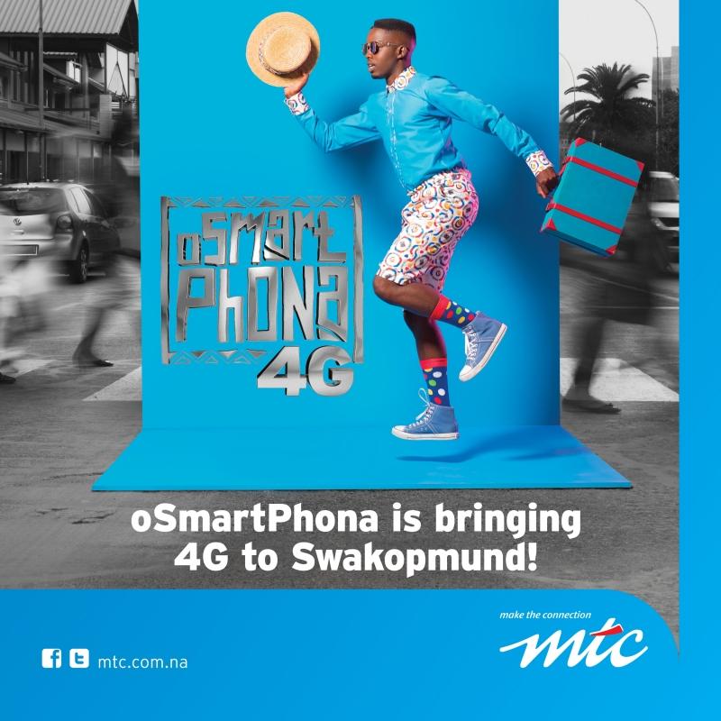 MTC 4G oSmartPhona