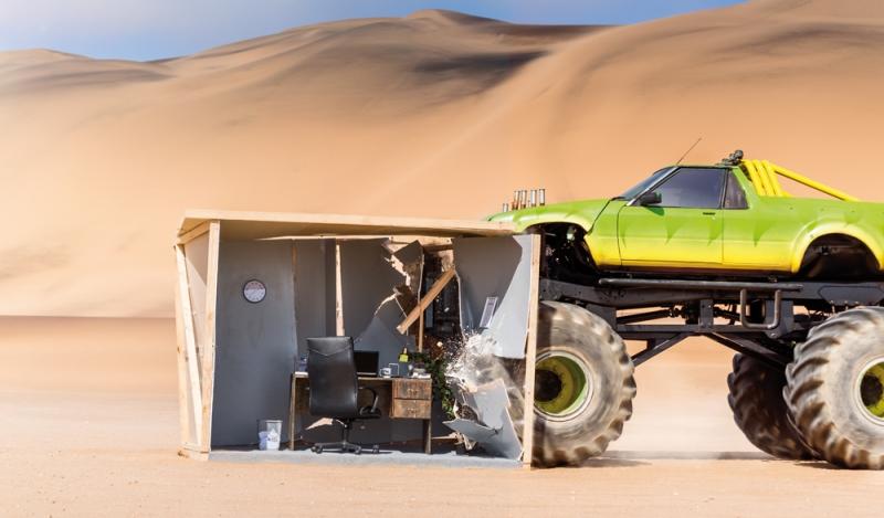 MTC MoBiz Monster Truck Advantage Y&R