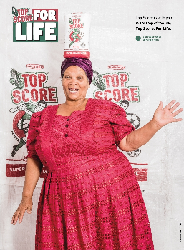 Advantage Y&R Top Score For Life ad
