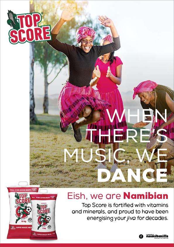 TopScore Eish Namibia